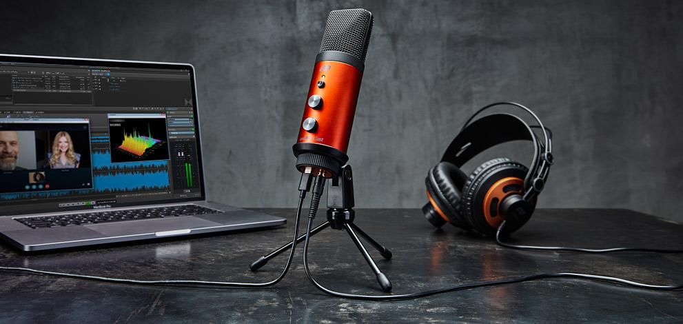 cosMik uCast USB-Mikrofon
